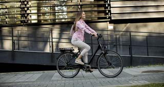 Lease je fiets en ga fluitend naar je werk
